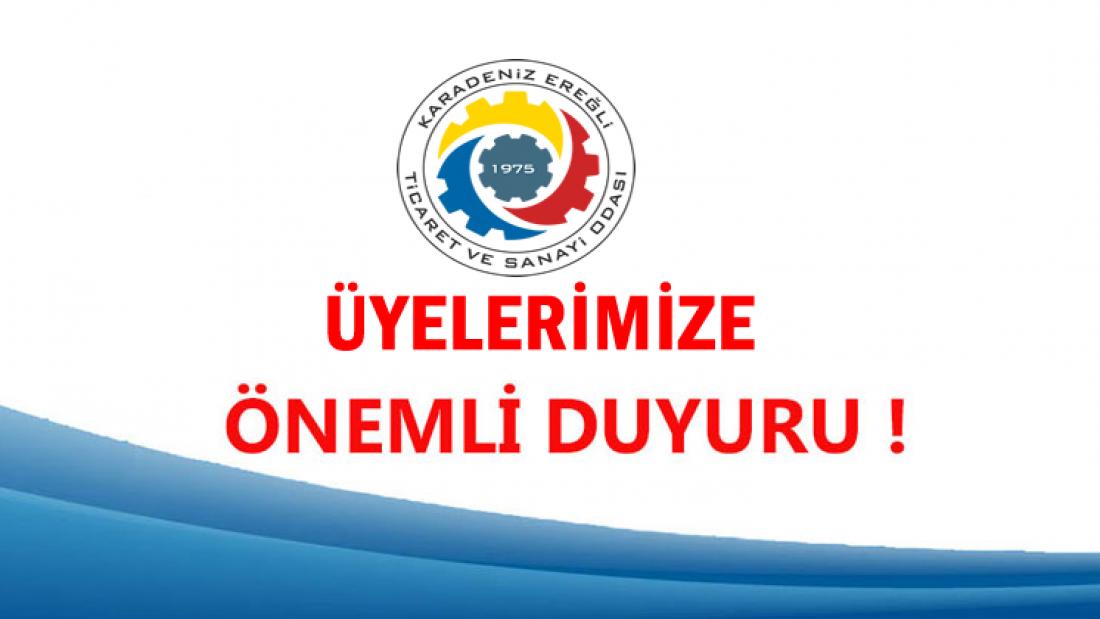TİCARET SİCİL BELGELERİ HK.