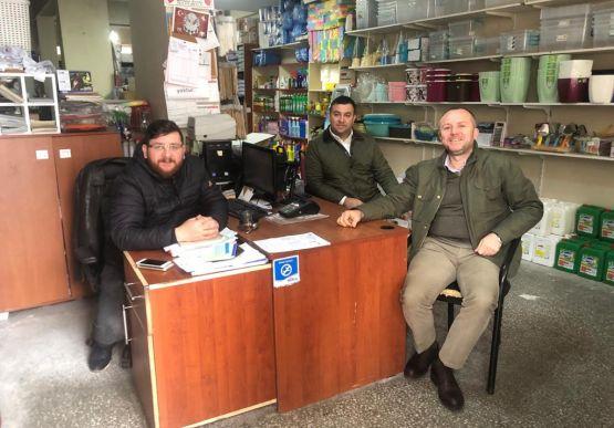 Kdz Ereğli TSO Üye ziyaretleri devam ediyor