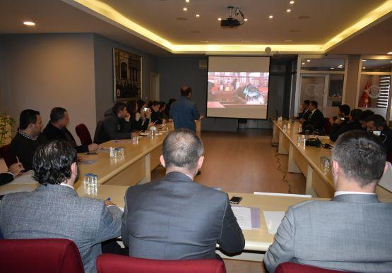 'İSTİHDAM SEFERBERLİĞİ 2019' BASIN TOPLANTISI