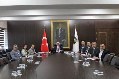 BATI KARADENİZ KARİYER FUAR'I TOPLANTISI