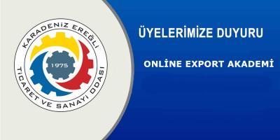 ONLİNE EXPORT AKADEMİ