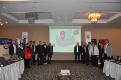 TR 81 Bölgesi Ticaret ve Sanayi Odaları Paylaşım Toplantısı Zonguldak Dedeman Otelde yapıldı