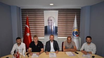 Yönetim Kurulu Başkanı Arslan KELEŞ'ten İlçemiz için  iki önemli Müjde